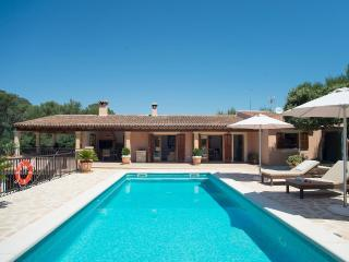 4 bedroom Villa in s'Horta, Balearic Islands, Spain : ref 5505674