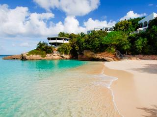 Enjoy an easy walk to spectacular Meads Bay Beach from this relaxing villa. IDP JAS, Anguilla