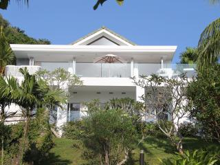 Phuket beach front villa rental, Cape Panwa