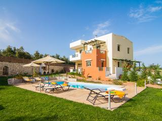 Villa Irene, private pool & garden!, Panormos