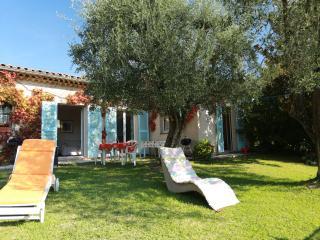 Charmante villa provencale avec jardin et piscine.