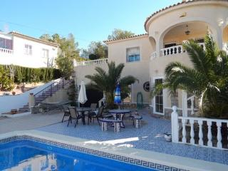 Luxury Detached  Villa with Private Pool, Alicante