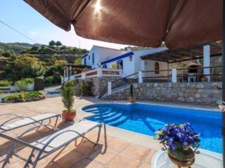 Caserio con piscina, barbacoa y wifi en la costa, Almuñécar