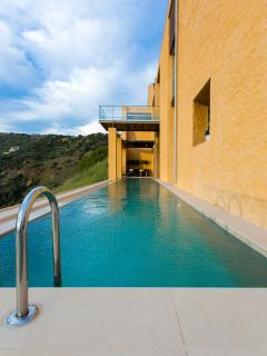 Epavli VIP Villa Exterior - Private Pool - Magnificent Views