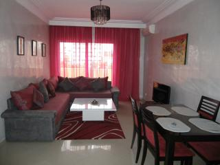 Nice furnished apartment in the centre of Casablanca