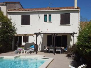Marseillan, holiday rental South of France