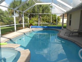 Beautiful Vacation Home with Heated Pool Near Golf