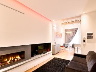 San Zanobi Apartment with Fireplace, Florencia