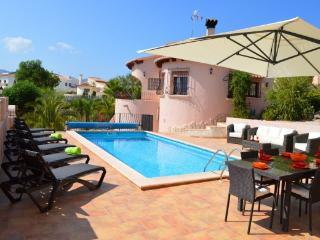 Casa La Buena Vida, impresionante 3 Bed Villa, Murla