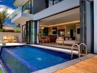 Ovi villas: Four bedroom villa with private pool