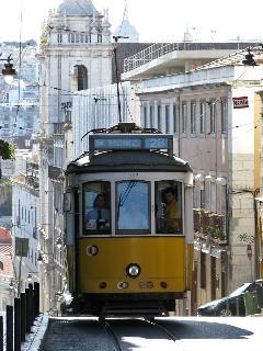 Iconic #28 tram - 10 min walk