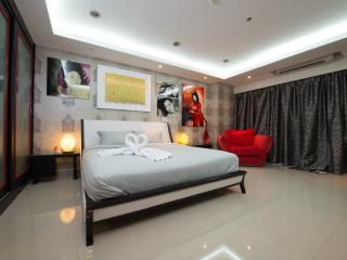 ViewTalay 5 - Lovely Studio with See View, Jomtien Beach