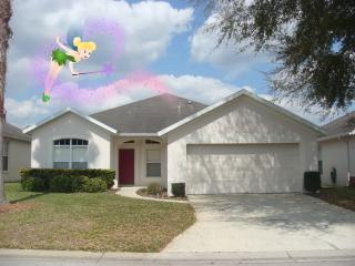 Disney Area 4 bdr / 2 ba pool home with golf view