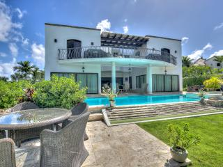 Incredible 8 Bedroom Villa just steps from the beach in the exclusive Tortuga Bay area of Punta Cana