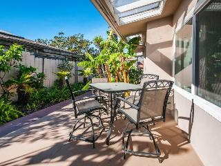 Pacific beach rental - steps from the ocean and only 20 minutes to downtown