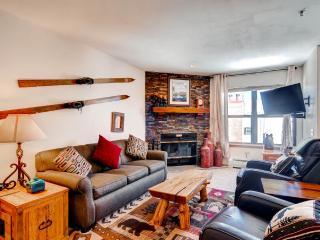 River Mt. Lodge*ski-in*hot tubs*heated pool*wifi, Breckenridge