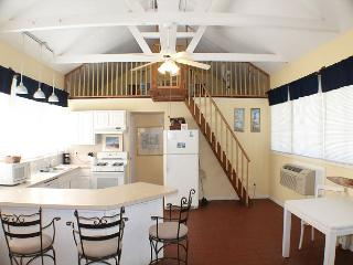 Two bedroom, 1 Bath, Flat Screen TV, Steps to Beach and Pet Friendly, Saint Augustine
