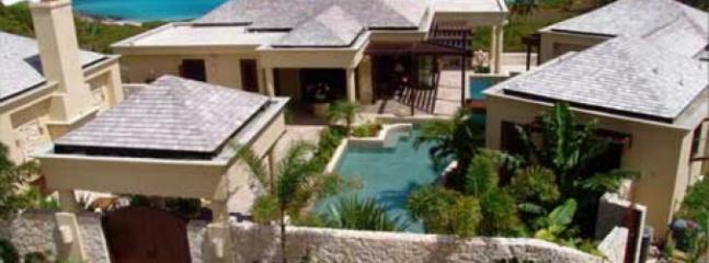 BIRDS OF PARADISE VILLA - Sandy Hill, Anguilla  REDUCED!