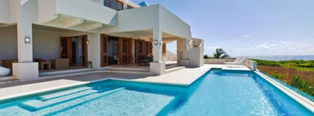 WHITE CEDARS VILLA - Sandy Hill, Anguilla REDUCED!