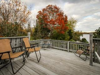 Dog-friendly, lakefront home w/ roof deck - blocks from the beach!