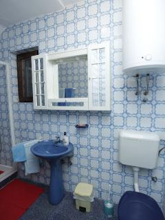 A1(7+1): bathroom with toilet