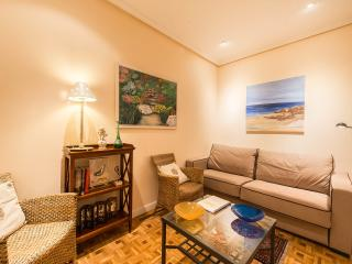 Cómodo apartamento en Madrid (Barrio Salamanca).