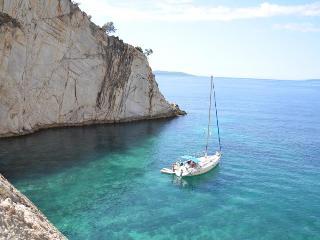 noleggio barca a vela e appartamenti nidri lefkada, Nidri