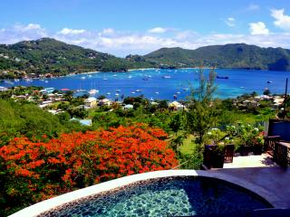 Bequia Villa with Stunning Views, Port Elizabeth