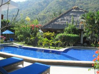 4 BR Family Retreat with Valley View/Private Pool/Tropical Garden