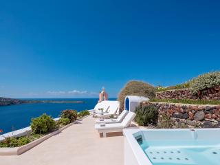 Sunset Chaser Villa, Jacuzzi, Sea & Sunset Views, Oia