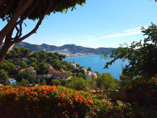 Adosadocon impresionantes vistas  al mar, La Herradura