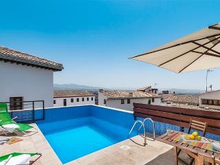 Alminar Penthouse, luxury property. Private pool, Provincia de Granada