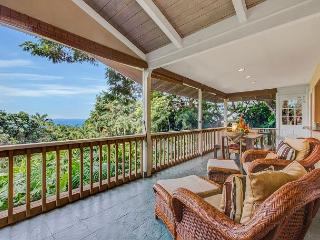 Ocean Views from Living, Dining and Kitchen Areas