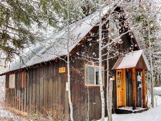 Cozy cabin close to Payette Lake w/ private hot tub, McCall