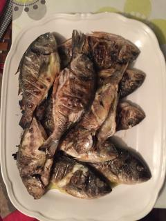Fish is ready!!!