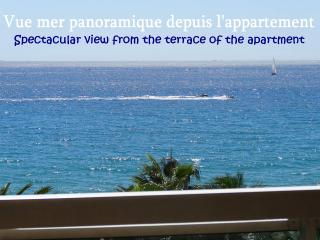Luxurious air-conditioned apartment with sea view., Cannes