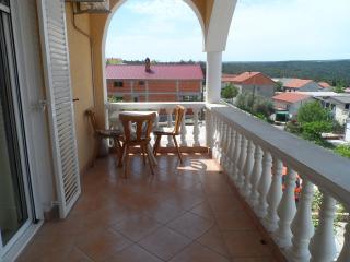 MH0024 Apartments Milic / One bedroom apartment AC, Gornji Karin