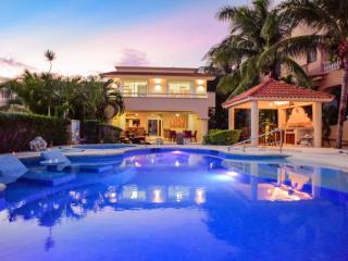 Marinera de la Villa - Villa de lujo con barco privado!!, Puerto Aventuras
