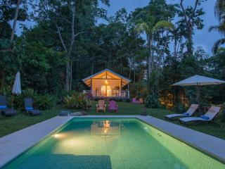 300M FROM BEACH OCEAN VIEW LUXURY VILLAS WITH POOL, Punta Uva