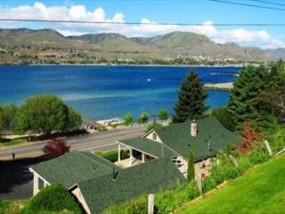 Paradise Lake View Condo 101 by Sage Vacation Rentals, Chelan