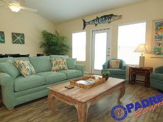 Come stay at this All-New town home at the exclusive Nemo Cay Resort, Corpus Christi