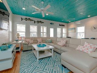 Brand New House Jumpin' Jellyfish! Close to Beach, Private Fishing Pond, Pool, Port Aransas