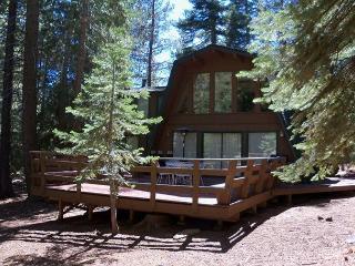Rossi Vacation Rental - Great Tahoe Donner Location - plenty of room!, Truckee