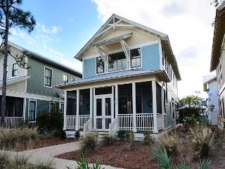Magnificent Newly Constructed Nature Walk 3br Beach Home w/3 Screened Porches, Santa Rosa Beach