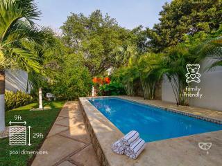 A tropical, breeze-filled downtown Merida retreat.