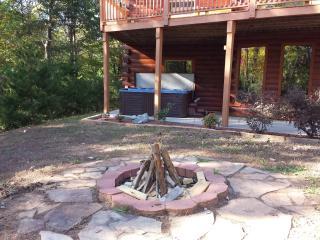 Custom Log Cabin- Hot Tub -  Views - Lake Lure