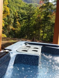 Hot Tub Views