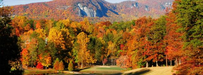 Bald Mountain Golf Course in Fall