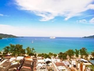 Amazing sea view & incredible location !, Patong