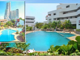 Paradise Condominium Rental Apartments, Jomtien Beach